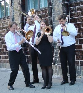 Brass Time in Aktion